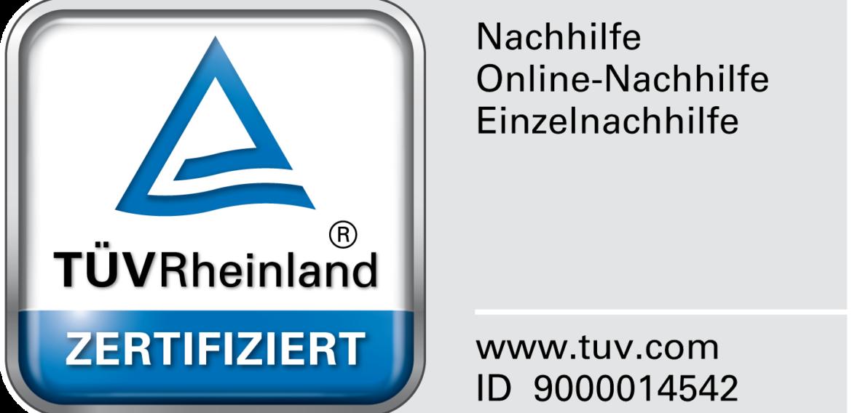 Pressemitteilung: Erfolgreiche TÜV Rheinland-Zertifizierung: Lernstudio IQ trägt TÜV-Zertifikat und TÜV-Siegel